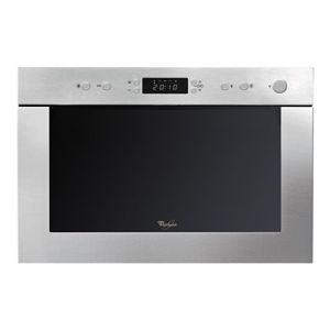 Whirlpool AMW498 - Micro-ondes intégrable avec fonction Grill