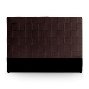 tete de lit en 160 cm marron comparer 106 offres. Black Bedroom Furniture Sets. Home Design Ideas