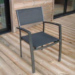 Chaise de jardin leroy merlin comparer 403 offres - Potiron paris fauteuil ...