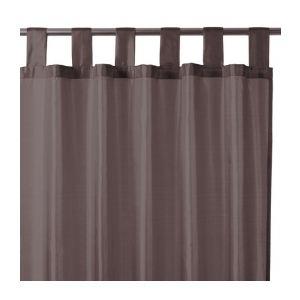 47 offres rideau beige et chocolat tous les prix des produits vendus en ligne. Black Bedroom Furniture Sets. Home Design Ideas