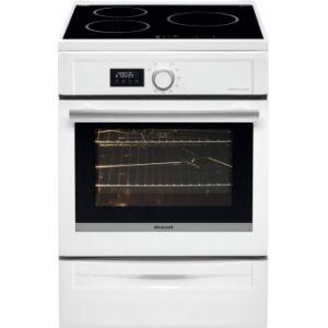 Brandt BCI6653W - Cuisinière induction 3 foyers