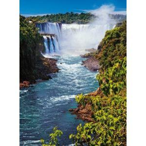 Clementoni Puzzle - Les chutes Iguazu, Brésil 1000 pièces