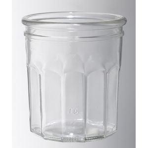 Le Parfait 6 pots à confiture (324 ml)