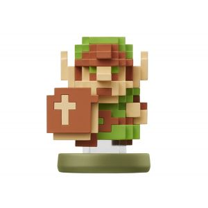 Nintendo Amiibo Link Pixel : The Legend of Zelda
