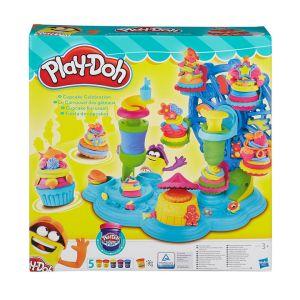 Hasbro Play-Doh - Carrousel des gâteaux