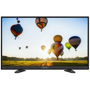 Grundig 40VLE6520BL - Téléviseur LED 102 cm Triple Tuner Smart TV
