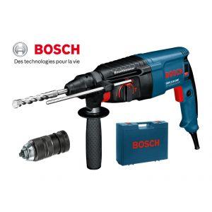 Bosch GBH 2-26 DFR - Perforateur burineur filaire SDS+ 26mm 800W