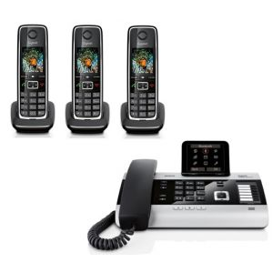 telephone fixe 3 combines comparer 72 offres. Black Bedroom Furniture Sets. Home Design Ideas
