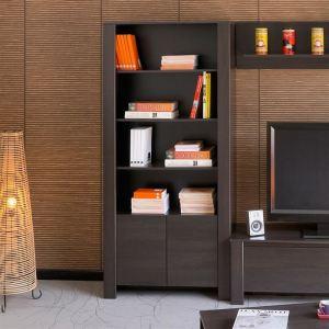 bibliotheque conforama comparer 188 offres. Black Bedroom Furniture Sets. Home Design Ideas