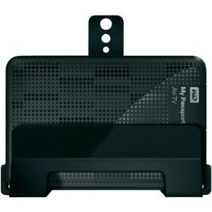 Western Digital WDBHDK0010BBK - Disque dur externe My Passport AV-TV 1 To 2.5'' USB 3.0