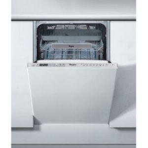 Whirlpool ADG522X - Lave vaisselle intégrable 10 couverts