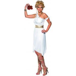 Smiffy's Déguisement de déesse grecque (taille 36-38)