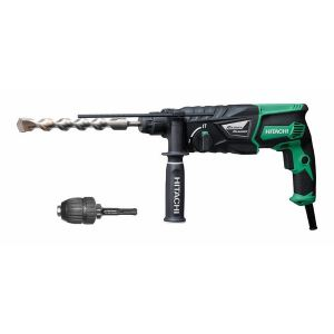 Hitachi DH 26PB - Perforateur 26 mm SDS+ 830W