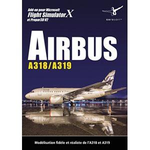 Airbus A318/A319 - add-on FS X sur PC