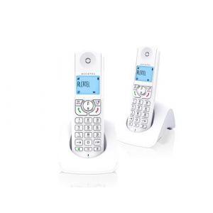 telephone sans fil alcatel alcatel comparer 260 offres. Black Bedroom Furniture Sets. Home Design Ideas