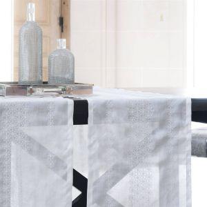 Alexandre Turpault Margaux - Chemin de table en lin (40 x 250 cm)