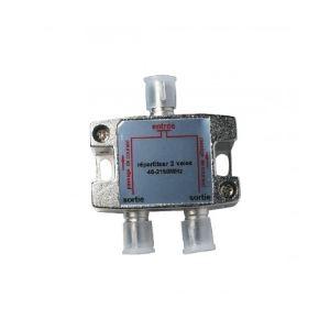 Metronic 436302  - Répartiteur (blindé à connectique F)
