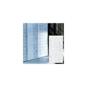 Panneau japonais voile dévoré Capitales (60 x 300 cm)
