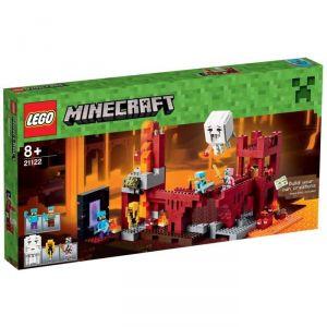 Lego 21122 - Minecraft : La forteresse du Nether