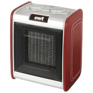 Ewt Clima 600 TLS - Radiateur céramique 1800 Watt