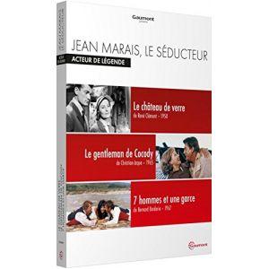 Coffret acteur de legende Jean Marais : le séducteur