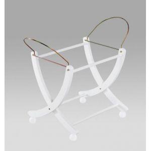 support couffin blanc comparer 22 offres. Black Bedroom Furniture Sets. Home Design Ideas