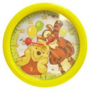 Fun House Horloge ronde Winnie l'Ourson (30 cm)