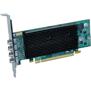 Matrox M9148-E1024LAF - Carte graphique M9148 LP 1 Go DDR2 PCI-E
