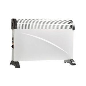 Toolland PER-TC78050 - Convecteur 2000 Watts avec fonction Turbo