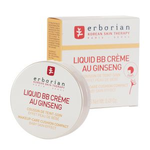 Erborian Coussin de teint-soin doré - Liquid BB Crème