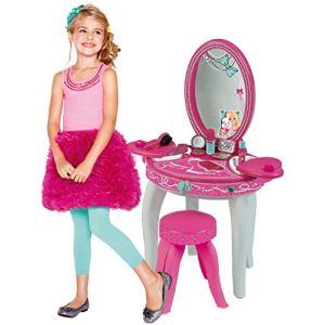 Klein Centre de beauté Barbie avec tabouret