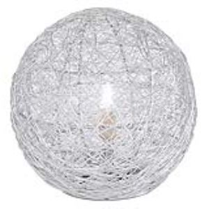 Lampe Womble 1 ampoule en acier (20 cm)