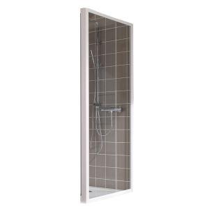 Leda Paroi de douche Atout 2 fixe (80 x 190 cm)