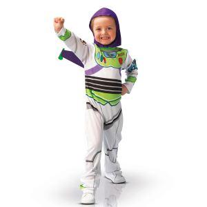 Déguisement Classique Toy Story : Buzz l'éclair (3-4 ans)