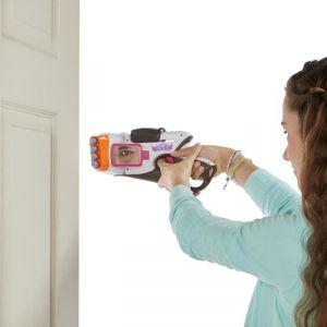 hasbro nerf rebelle pistolet cornersight comparer avec. Black Bedroom Furniture Sets. Home Design Ideas