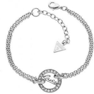 Guess UBB21501 - Bracelet pour femme en métal argenté