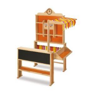 Eichhorn Épicerie en bois avec marquise