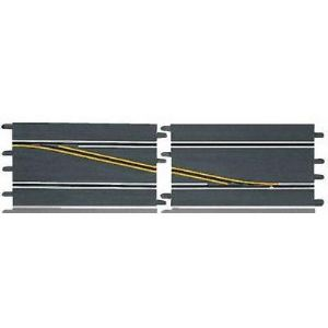 Carrera Toys 30345 - Aiguillage droite x2