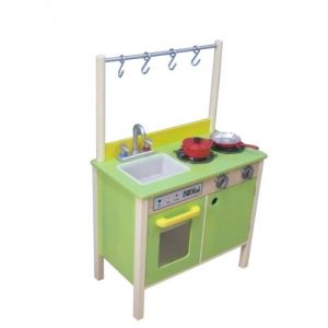 Primary Products Ltd Cuisine en bois multicolore