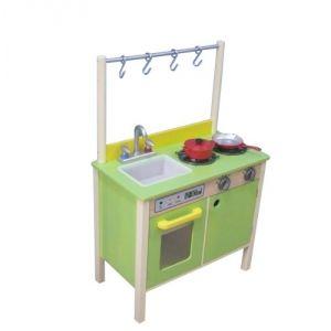 Primary Products Ltd Cuisine en bois multicolore