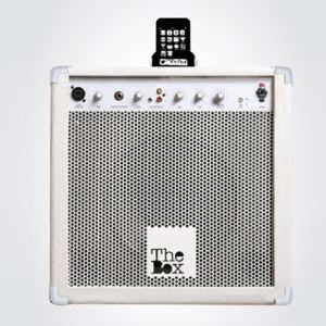 Seletti The Box - Amplificateur station d'accueil pour iPod, iPhone et mp3