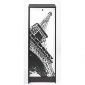 Boost Classeur à rideau imprimé Tour Eiffel