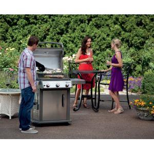Weber Spirit Premium S-310 - Barbecue à gaz 3 brûleurs