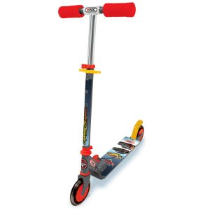 Smoby Patinette pliable 2 roues Cars Carbone