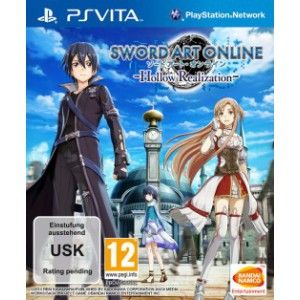 Sword Art Online : Hollow Realization sur PS Vita