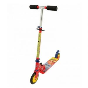 Smoby Patinette pliable 2 roues Cars 3
