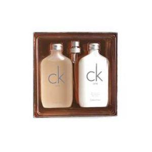 Calvin Klein CK One - Coffret eau de toilette et lotion hydratante pour le corps