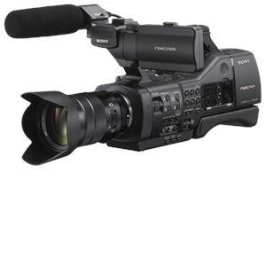 Sony NEX-EA50M - Camescope pro