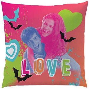 Coussin Chica Vampiro carré (40 x 40 cm)