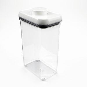 Oxo Good Grips Boîte de conservation rectangulaire Pop en plastique (2,5 L)
